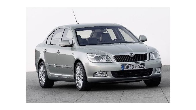 Škoda Octavia mit neuem Motor