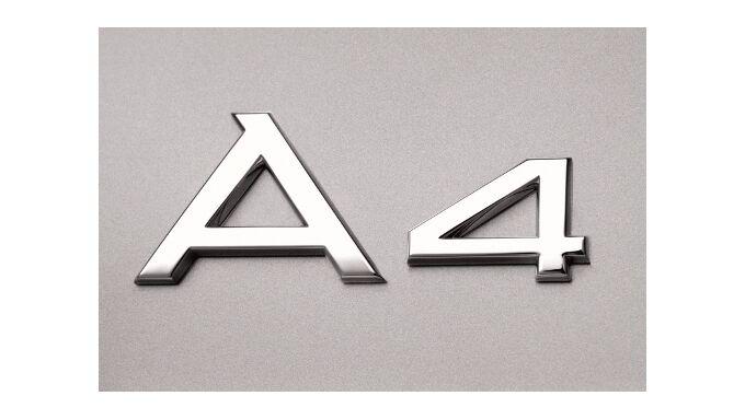 Audi A4 mit Hybrid