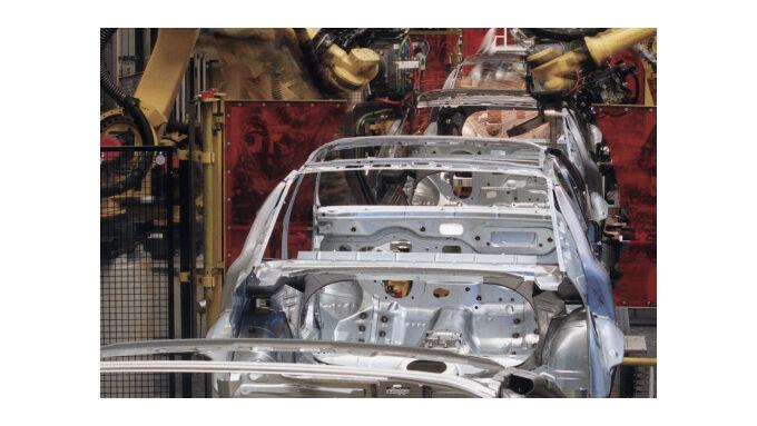 Autobranche nimmt wieder Fahrt auf