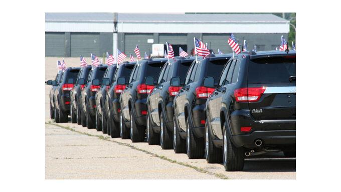 Automarkt wächst