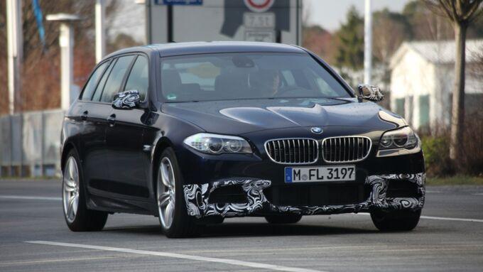 BMW M550d