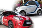 Carsharing flinkster car2go