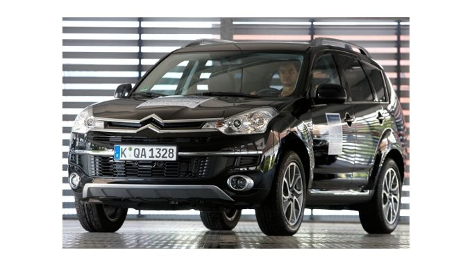 Citroën C3: ESP von Anfang an