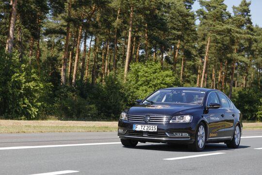 Continental entwickelt Cruising Chauffeur