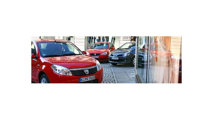 Dacia Sandero, VW Polo, Renault Clio