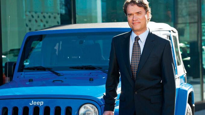 Dirk Bott leitet die Direktionen Lancia und Jeep bei der Fiat Group Automobiles Germany