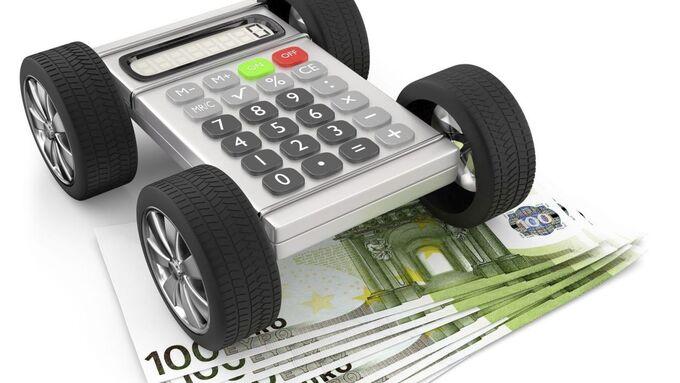 Fahrzeug Unterhaltskosten