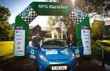 Ford Fiesta, MPG-Mrathon, 2012