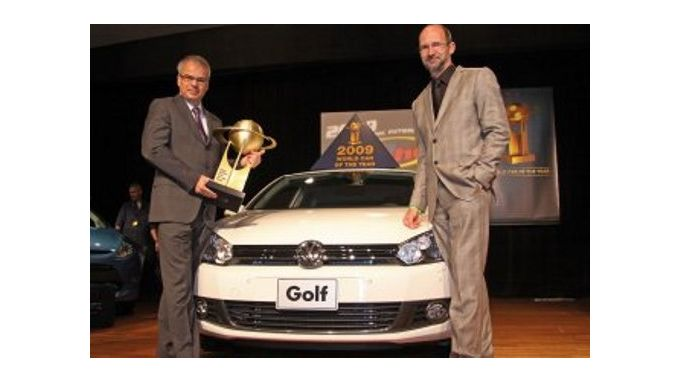 Golf ist World Car of the Year