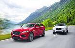 Jaguar bei Firmenauto des Jahres