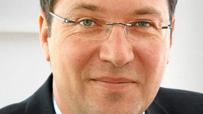 Marc-Oliver Prinzing, Vorstandsvorsitzender des Bundesverbands Fuhrparkmanagement