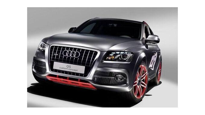 Neue Motoren für Audi