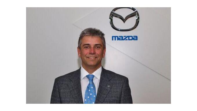 Neuer Vertriebsdirektor bei Mazda