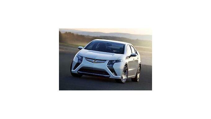 Opel Ampera: Genf in Reichweite