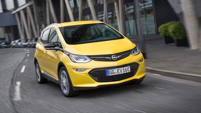 Opel Ampera-e Elektrofahrzeug e-Auto