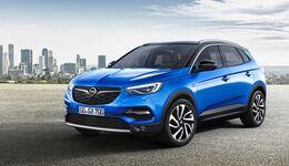 Opels neues SUV startet im Herbst