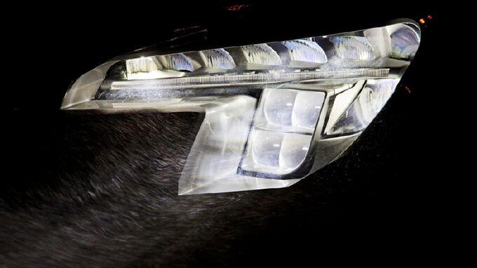 Opel LED-Matrixlicht