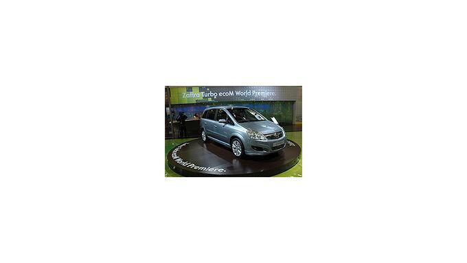 Opel Zafira 1.6 CNG Turbo zum Spartarif