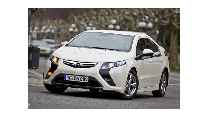 Opel führt Ampera-Blog