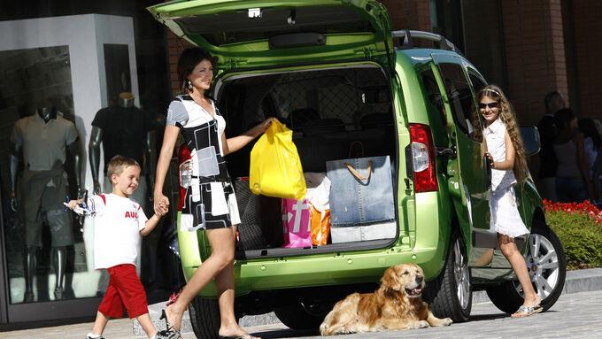Privatfahrten mit dem Firmenwagen könnten teurer werden