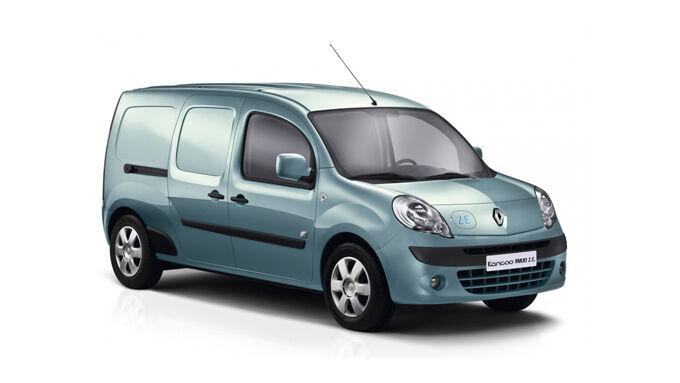Renault Rapid Maxi Z.E.