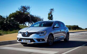 Renault bei Firmenauto des Jahres 2016