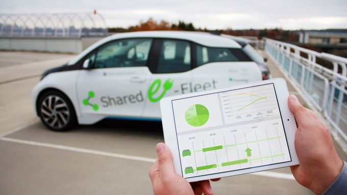 Shared E-Fleet