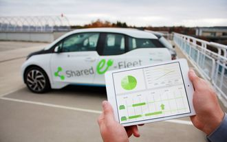 Shared E-Fleet