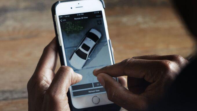 Smartphone, 3D Technik