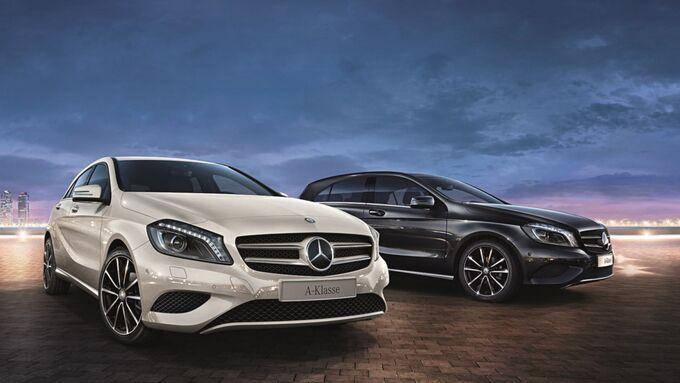 Sondermodelle A-Klasse, 2Style, Mercedes-Benz