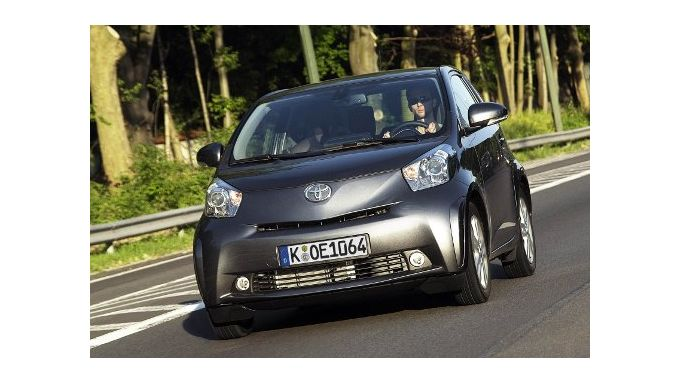 Toyota: Absatzschub dank Abwrackprämie