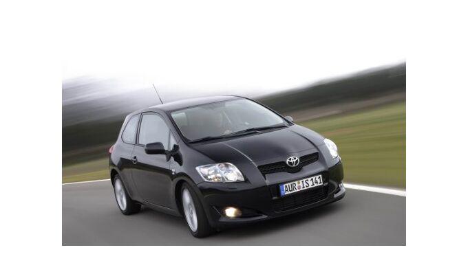 Toyota Auris: Hybrid kommt 2010