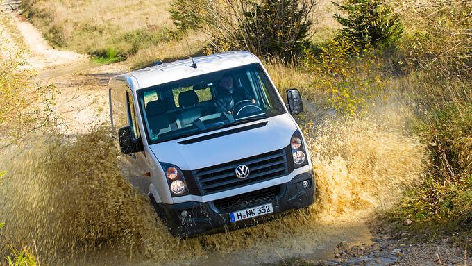 VW Crafter TDI 4Motion