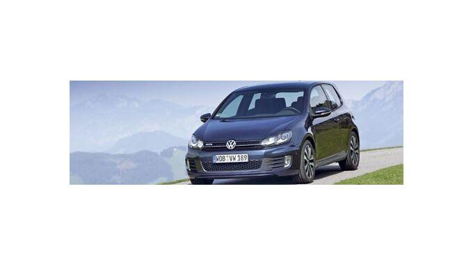 VW Golf GTD kommt mit viel Hightech daher