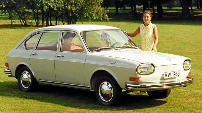 VW Typ 4, Limousine