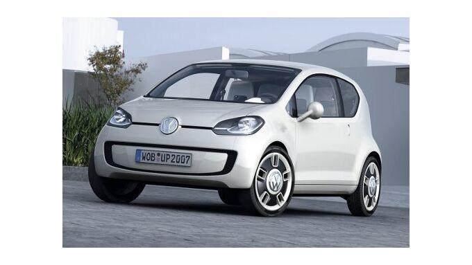 VW baut Kleinwagen in Bratislava