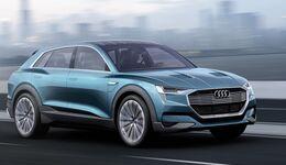 Neue Elektromodelle bis 2020