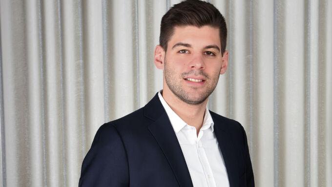 Adam Balogh, Geschäftsführer von Drive-Carsharing