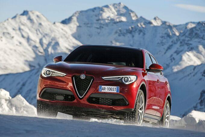 Alfa Romeo Stelvio 2.2 Diesel 2017