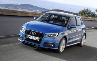 Audi A1 Sportback 1.0 TFSI Ultra 2015