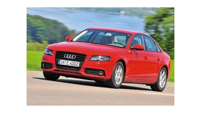 Audi A4 kommt sparsamer daher