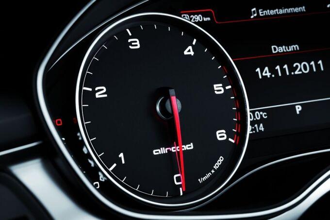 Audi A6 allroad Drehzahlmesser