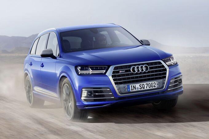 Audi SQ7 4.0 TDI V8