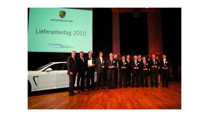 BBS bester Porsche-Lieferant