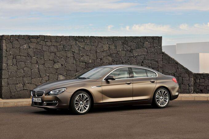 BMW 6er Coupé, 2012