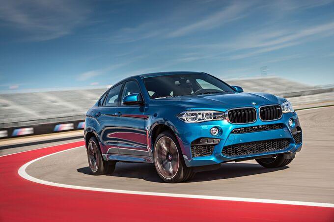 BMW X6 M V8
