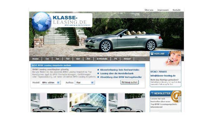 BMW gebraucht leasen