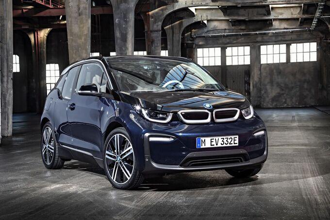 BMW i3 mit Rangeextender 2017