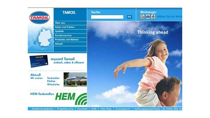 Billiger Tanken mit Tamoil