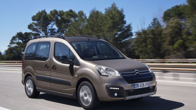 Citroën Berlingo HDi 100